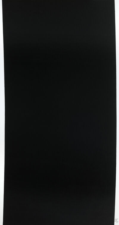 Richard Serra, 'Transversal #3 (G. 2004)', 2004