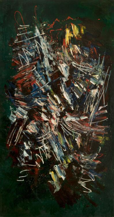 Michael Corinne West, 'Green (Shadow)', 1957-1959