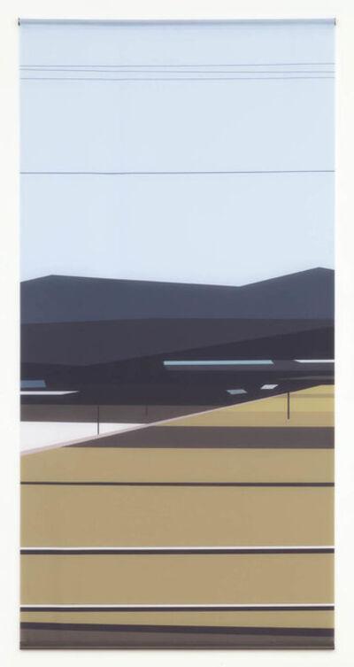Julian Opie, 'Seoul - Busan 4', 2018