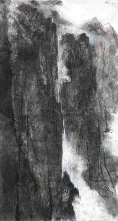Wang Gongyi, 'Follow the Creek No.1 ', 2019