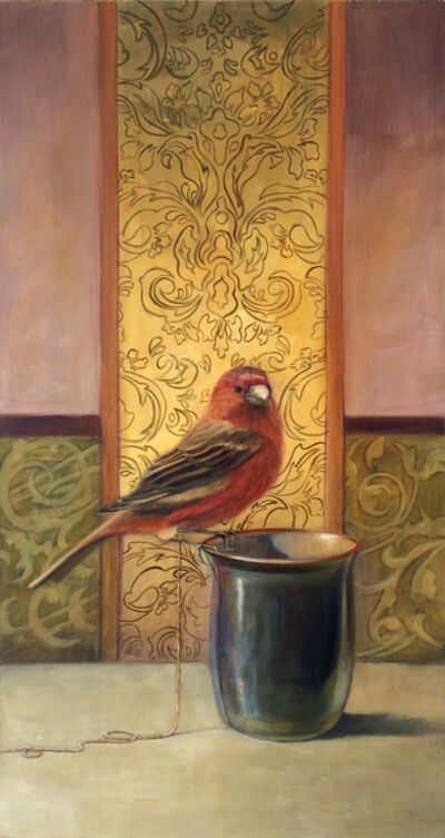 Deborah Davidson, 'Red Bird', 2011