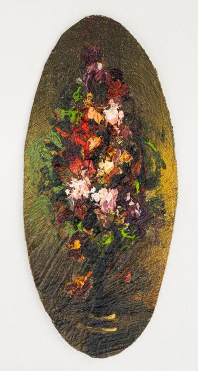 Jorge Diezma, 'Oval bouquet', 2019