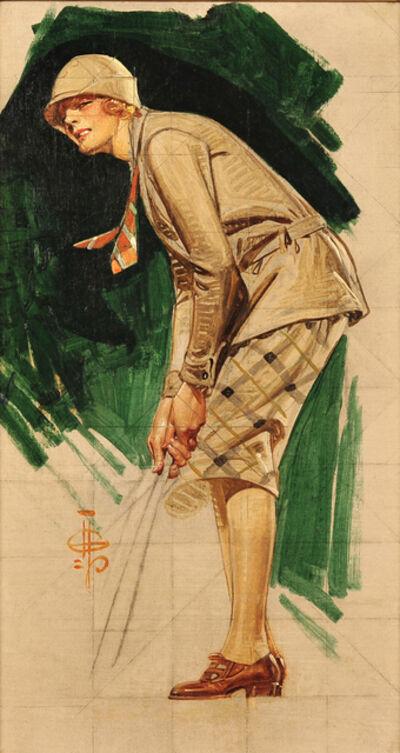 Joseph Christian Leyendecker, 'Kuppenheimer Advertisement', 1920-1929