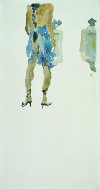 Zhang peng, 'He/She', 2006