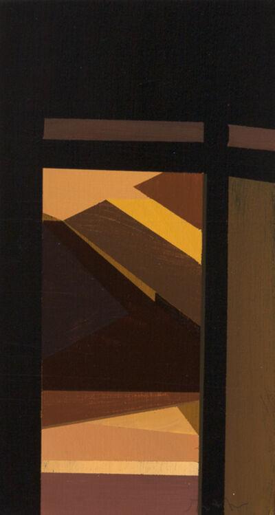 Greta Van Campen, 'Bedroom from the Hall '