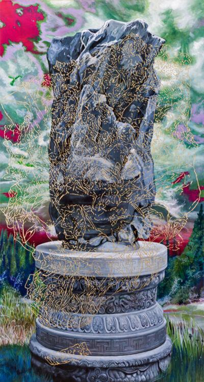 Melissa Furness, 'Standing Stone 5: Freyja', 2018