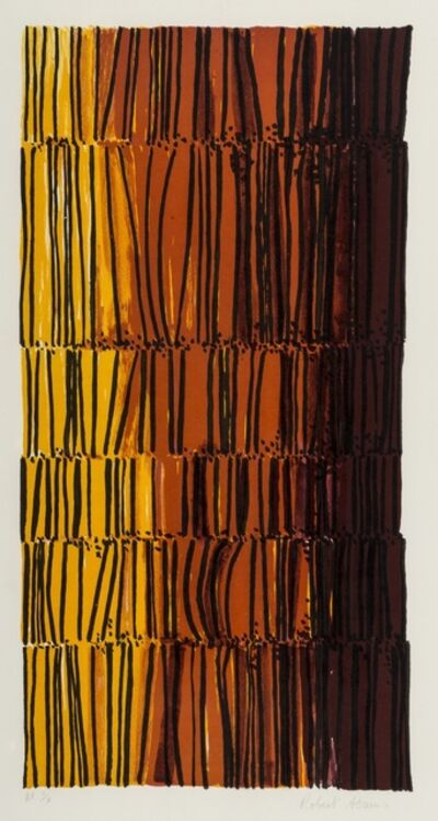 Robert Adams (b.1937), 'Screen Form', 1973
