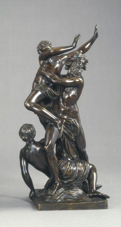 François Girardon, 'Pluto and Persephone (Allegory of Fire)', original marble 1677/1699, bronze cast c. 1693, 1716