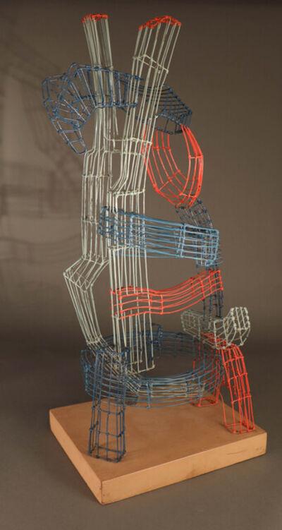 Hayward Oubre, 'Entanglement ', 1963