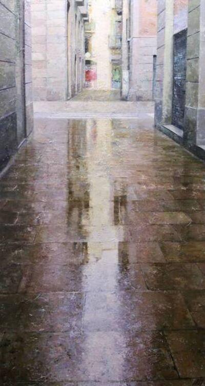Carlos Díaz, 'Reflex d'un carrer amagat', 2019