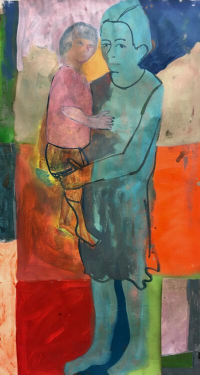 Ezra Johnson, 'Mother with Child', 2017