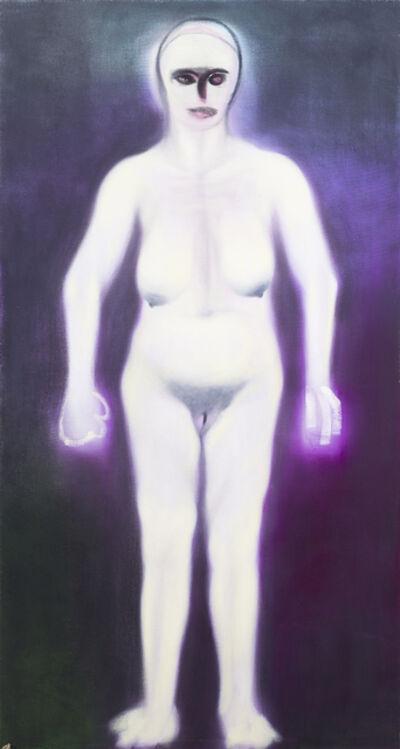 Miriam Cahn, 'au travail', 2011
