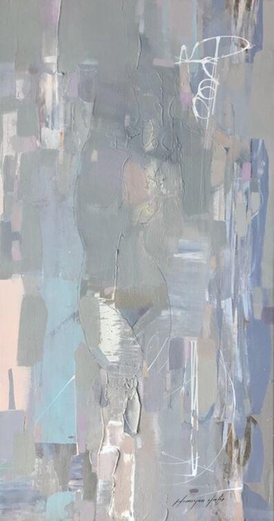 Vahe Yeremyan, 'Figure in Gray', 2020