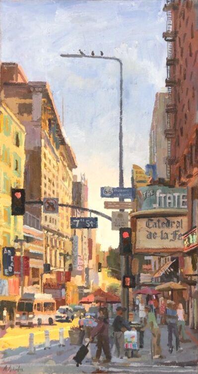 Alex Schaefer, 'Seventh & Broadway, DTLA', 2020