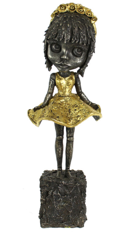 Patrick O'Reilly, 'Doll with Crown', 2020