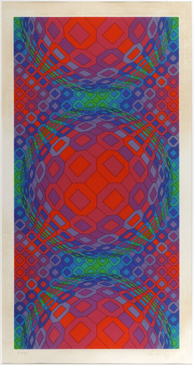 Victor Vasarely, 'Untitled', 1970