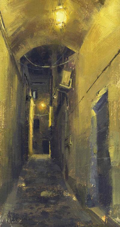 Jennifer McChristian, 'Roman Alleyway', 2015