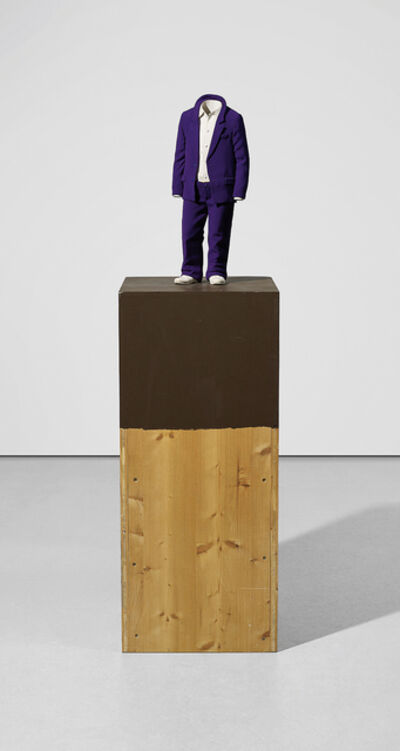 Erwin Wurm, 'Philosophers: suit', 2009