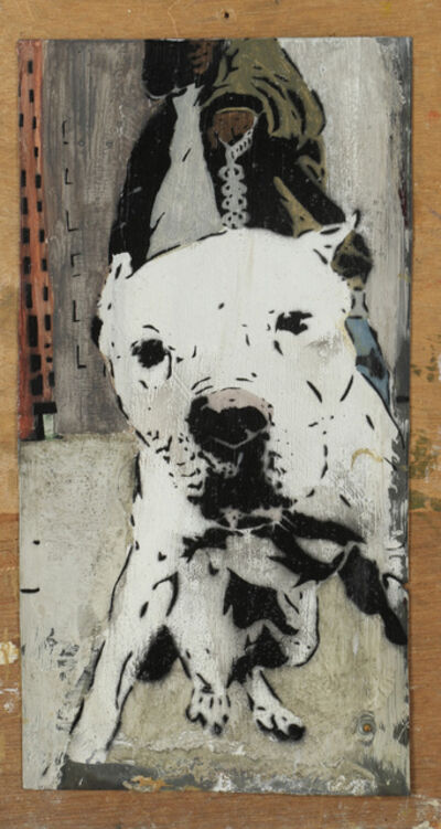 Chris Stain, 'Dog 08', 2008