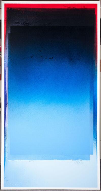 Thomas W. Benton, 'Acrylic on Canvas #2', 1987