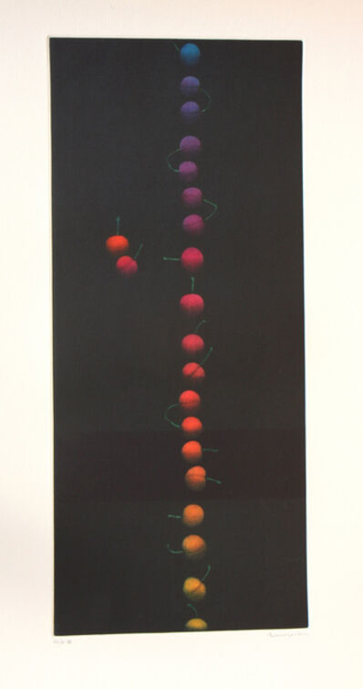 Yozo Hamaguchi, 'Twenty-Two Cherries '