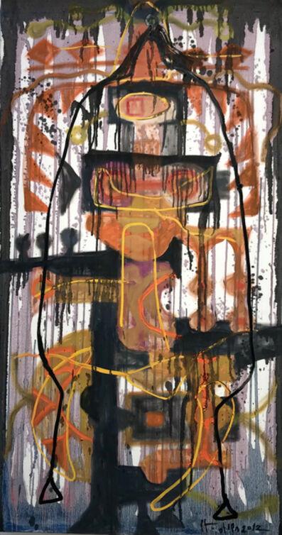 Le Trieu Dien, 'Back to East 3', 2012
