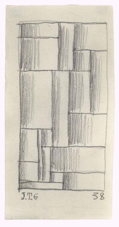 Joaquín Torres-García, 'Tubular Composition', 1938
