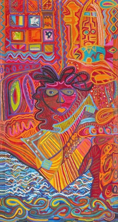 Pacita Abad, 'Pacita Sailing', 1983
