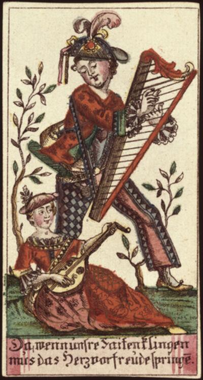 Andreas Benedikt Göbl, 'Da wenn unsre Saiten klingen mus das Herz vor Freude springen', 1765
