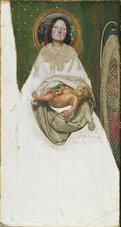 Ford Madox Brown, 'Take your Son, Sir!', 1851-1892