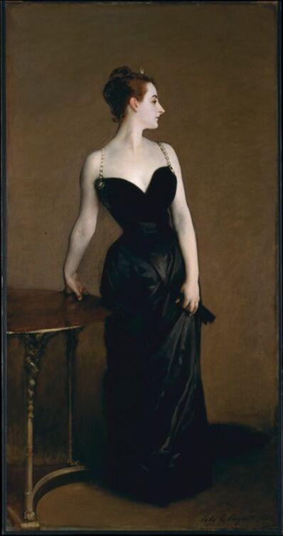 John Singer Sargent, 'Madame X (Madame Pierre Gautreau)', 1883–1884