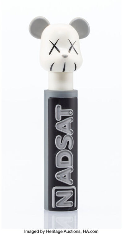 KAWS X BE@RBRICK, 'NADSAT Pez Dispenser', 2003