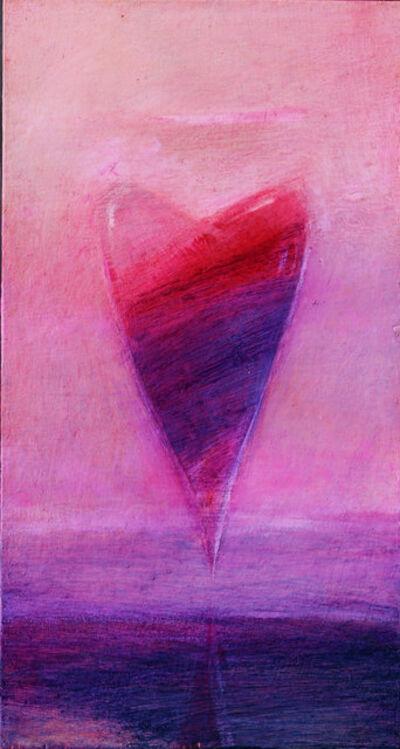 "Max Hammond, '""Floating Heart""', 2018"