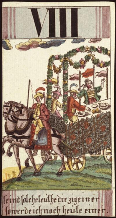 Andreas Benedikt Göbl, 'Seind solche Leuthe die Zigeiner so werde ich noch heute einer', 1765