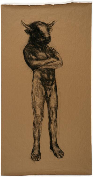 Nicola Hicks, 'Standing Figure (Minotaur)', 2005