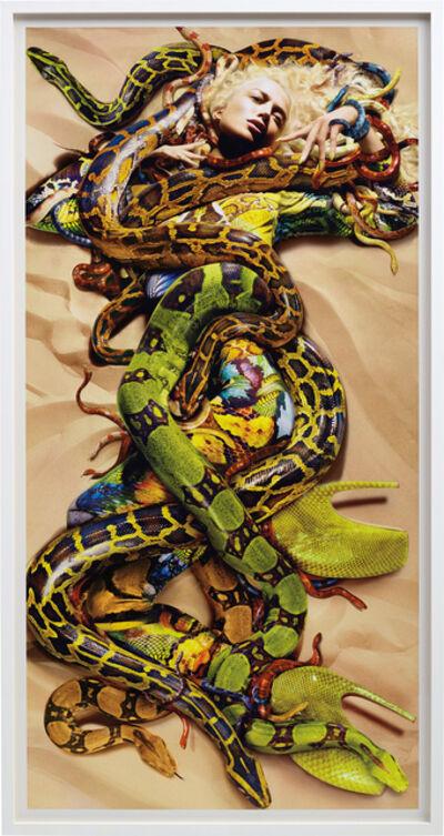 Nick Knight, 'Alexander McQueen, Snakes', 2009