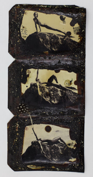 Peter Beard, 'Africa On the Rocks (triptych)', 1984 / 2002