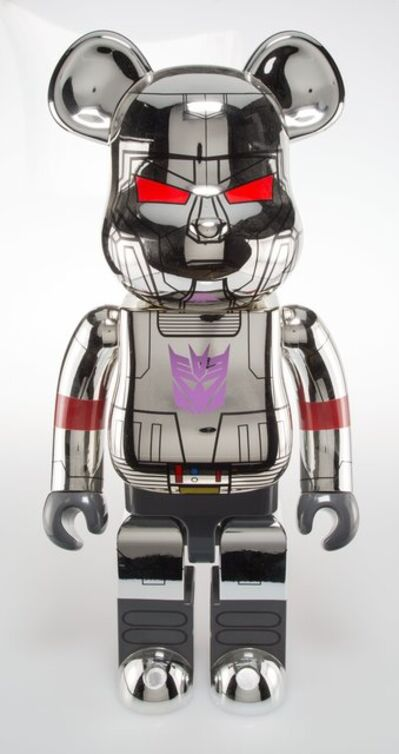 BE@RBRICK, 'Transformer 1000%', 2017