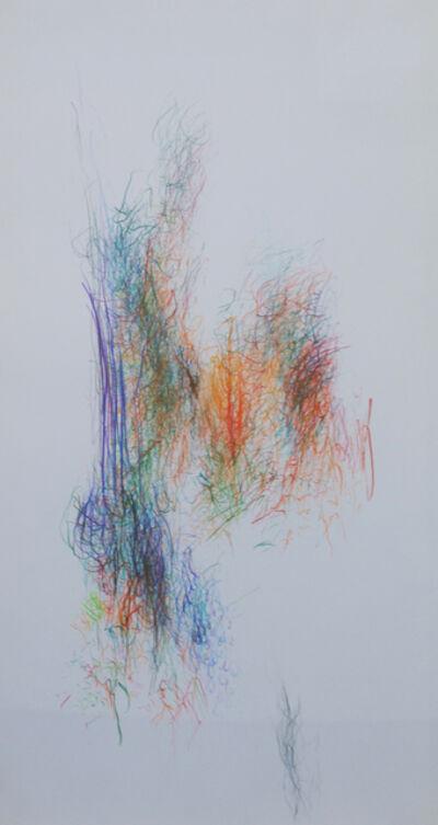 Alan Saret, 'Agra Joy Trace', 1990