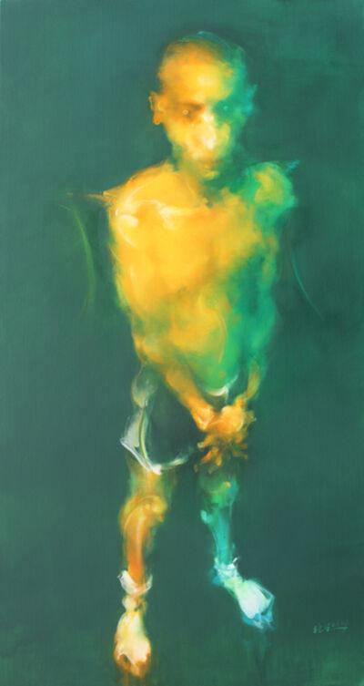 Wu Jianjun, 'Man Standing', 2014