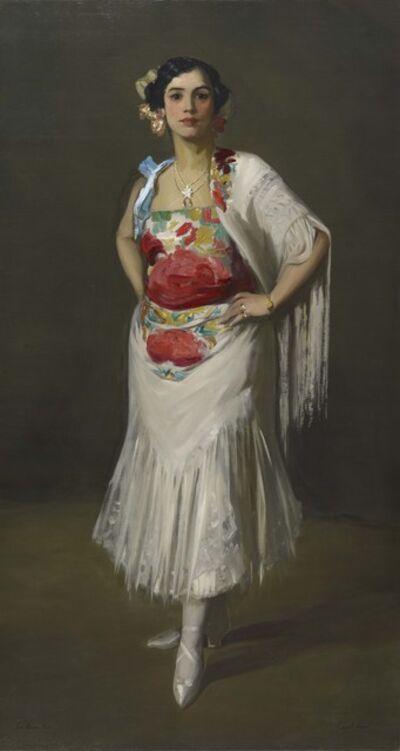 Robert Henri, 'La Reina Mora', 1906