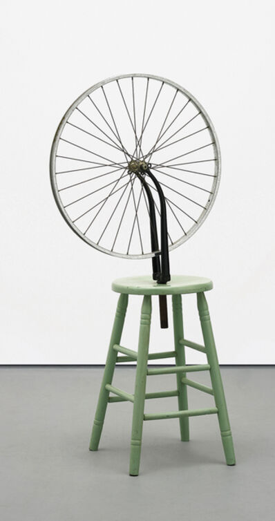 Richard Pettibone, 'Marcel Duchamp, 'Bicycle Wheel,' 1913 Prototype', 1965