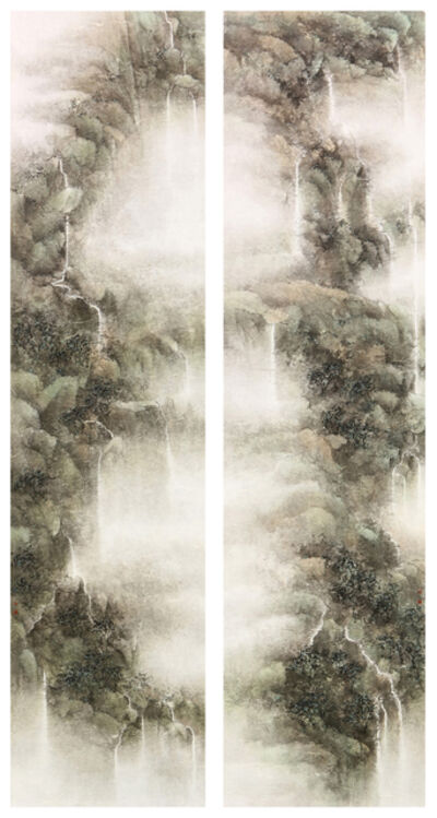 Yung Chee Mun Simon, 'Rocks Emerge when Spring Subsides (no.6) 水落石出6', 2010