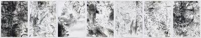Jim Hodges, 'No title (winter notes) #59 - 65', 2016