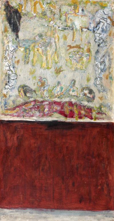 Pierre Bonnard, 'Projet de décoration pour le palais de Chaillot', 1937