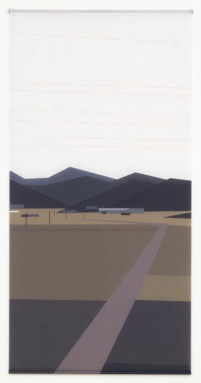Julian Opie, 'Seoul - Busan 6', 2018