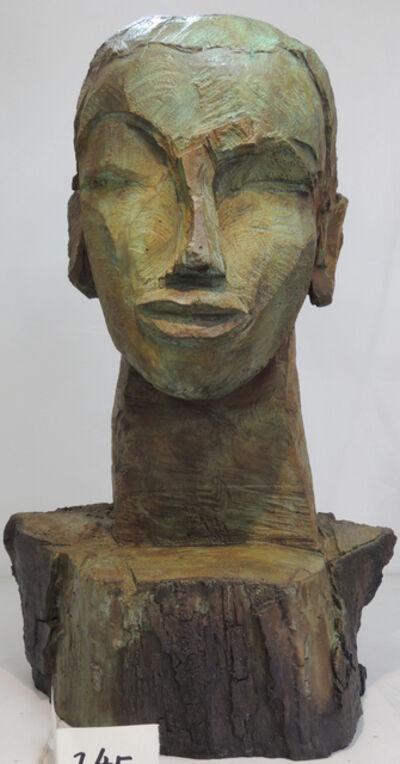 Dietrich Klinge, 'Kopf 245', 2016