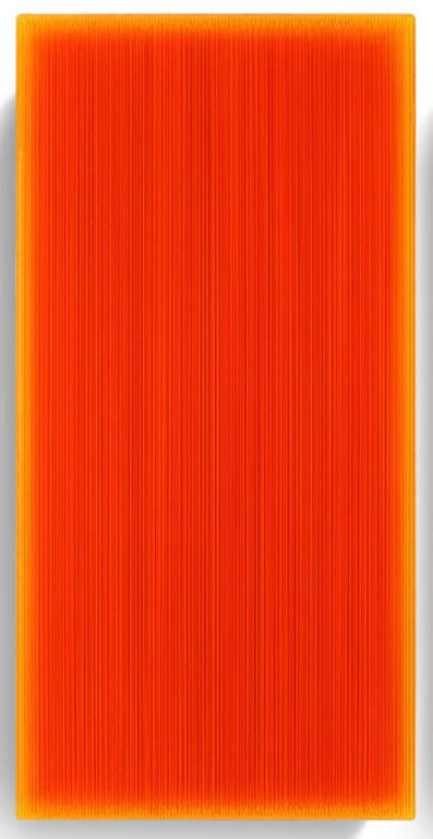 Hyun-sik Kim, 'Who likes orange ?', 2019