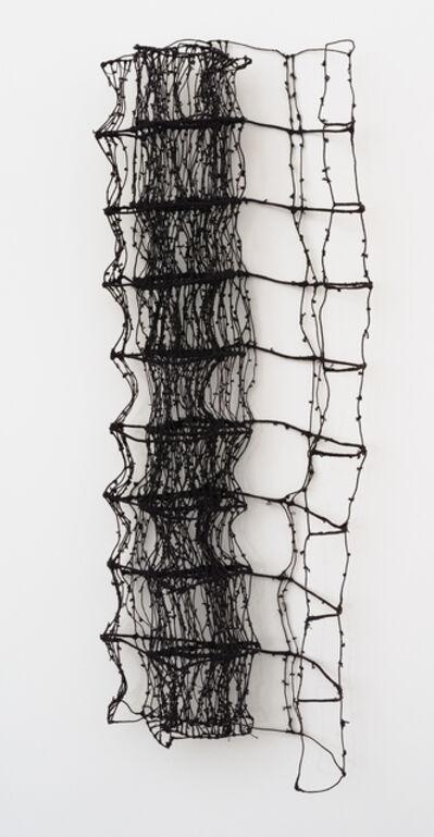 Franca Sonnino, 'Cartiglio', 1989