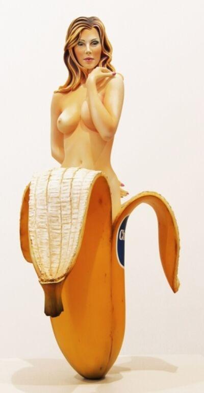 Mel Ramos, 'Chiquita Banana', 2007